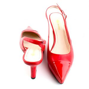NEW YORK SLING BACK – Red<br>Integral Collection