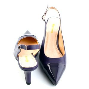 NEW YORK SLING BACK – Violet<br>Integral Collection