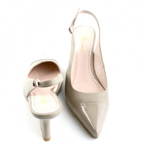 NEW YORK SLING BACK – Beige<br>Integral Collection