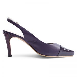 NEW YORK SLING BACK – Violet <br>Mark II Collection