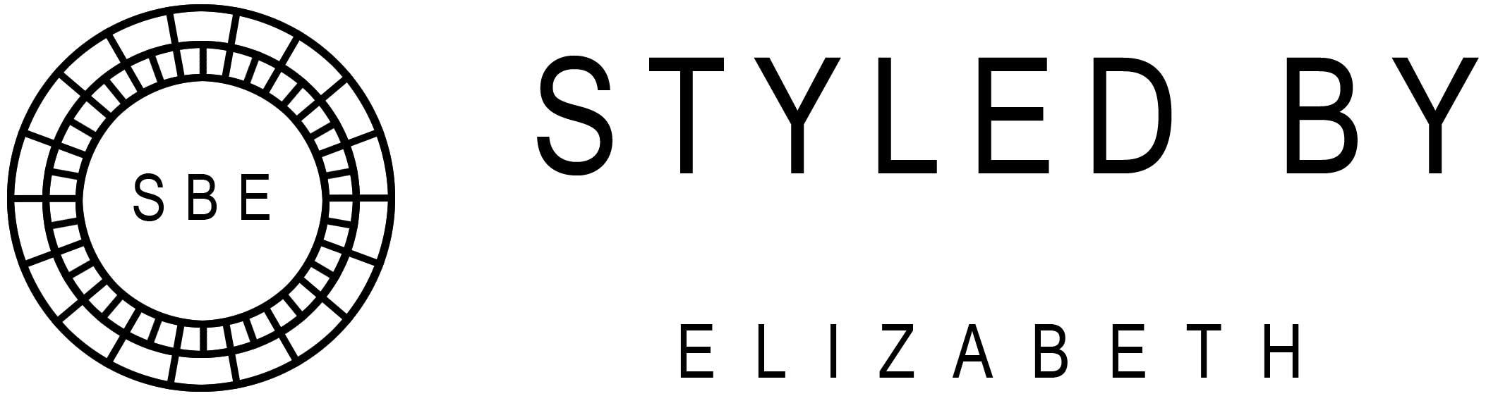 styled by elizabeth banner logo